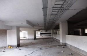St Thomas Mount Metro Station Work In Progress (23-05-15)