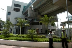 Ashok Nagar work in Progress (17-05-15)
